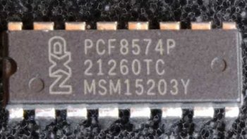 PCF8574P DIL16