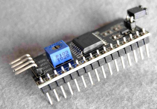 I2C BUS-Display-Adapter