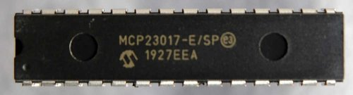 MPC23017 16-Bit I/O Expander with High-Speed I2C Interface